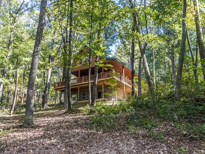Photo for End of Summer/Fall Availability - Foxfire Cabin - Book NOW!