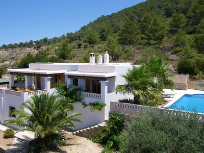 Photo for A Spanish villa, ideal for families with small children, in a country area with wonderful views.