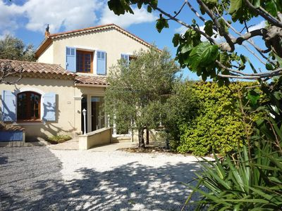 Photo for charming villa of 100m² with landscaped garden of 400m²