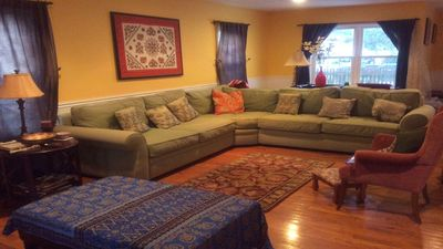 Photo for Walkable to Red Line Metro to DC! Spacious, sleeps 6, w/ porch & private patio