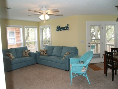 Photo for Comfy condo has everything you need for your upcoming vacation!  Check us out!