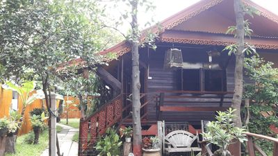 Photo for Cozy Wooden Thai Style house
