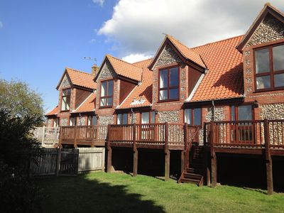 Photo for Charming property which is a just a two minute walk from Blakeney's famous quay