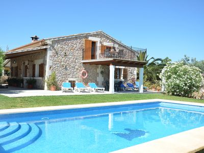 Photo for Charming Villa With Wonderful Sea And Mountain Views