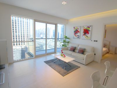 Photo for 1BR Apartment Vacation Rental in Dubai, Dubai