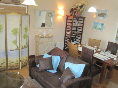 Photo for Apartment completely redone, located on the seafront 3 keys
