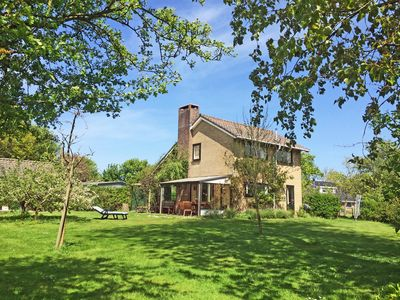 Photo for Holiday house in Oostkapelle with spacious garden, close to the beach