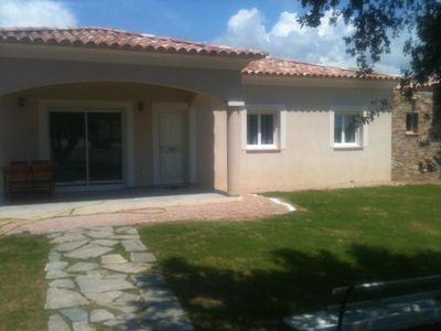 Photo for Mini villas F3 with terrace and large garden 5 minutes from the beaches