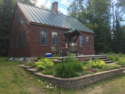 Photo for East Burke Cozy Cape Near biking trails and skiing, VAST trails