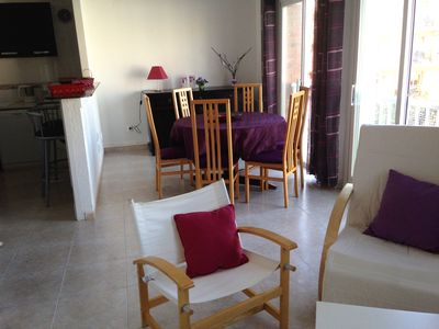 Photo for Salou near Barcelona Duplex 90 m2 five minutes from the beach