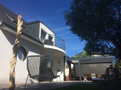 Photo for house villa in Gouesnach near Benodet