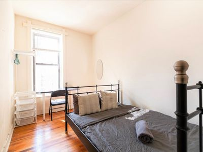 Photo for 3B East harlem cozy clean room