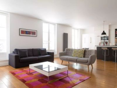 Photo for Large Modern Flat in Trendy Swamp (110sqm)