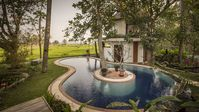 Lovely peaceful villa in a very picturesque and away from it all area of Bali