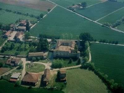 Photo for Ancient house in the beautiful Piacenza valley of the Luretta stream.