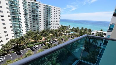 Photo for AMAZING OCEAN VIEW APARTMENT 2 BEDS/2 BATHS AT SIAN