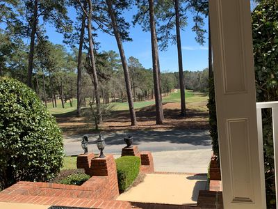 Photo for Augusta, Ga Masters rental in gated Westlake Community directly on golf course.