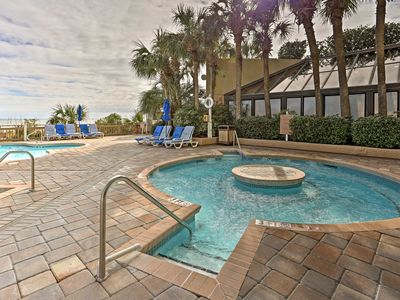 Photo for Myrtle Beach Resort Condo w/ Pools & Lazy River!