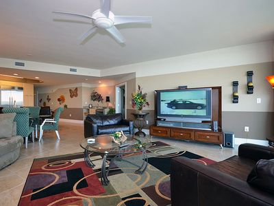 "Photo for Great Views of the Bay - 55"" Smart TV - Netflix - Sleeps 10"