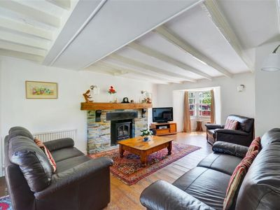 Photo for Vacation home Blisland in Wadebridge - Padstow - 6 persons, 3 bedrooms