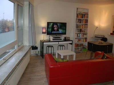 Photo for Studioludo: Furnished apartment Ghent with garage.