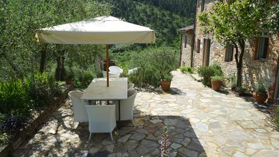 Photo for Come and experience Tuscany by living in the house of a painter and photographer