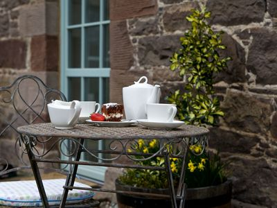 Photo for Locherlour Mill Cottage in Crieff. Perfect for couples
