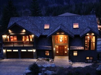 Photo for Executive Chalet Architectural Beauty 'Chalet Whistler'