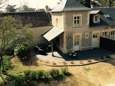 Photo for Holiday cottages Clos des Marronniers