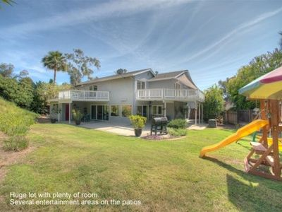 Photo for Beautiful Oasis with 6 bedrooms, large Yard/garden, Close to Beach& Lego Land