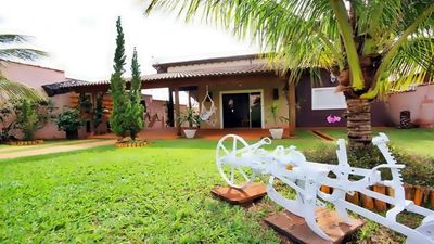 Photo for COCKTAIL IS 10 MINUTES FROM THERMAS PARK OF THE LARANJAIS, IT IS INSIDE THE CITY