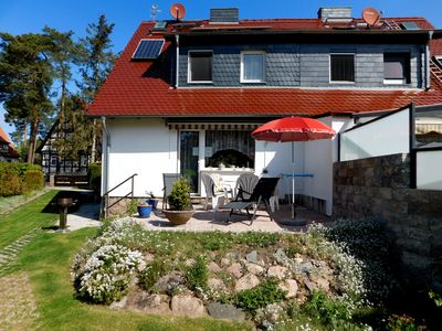 Photo for Cottage, in Templin, quiet location, 200m to the lake, near the forest, separate plot