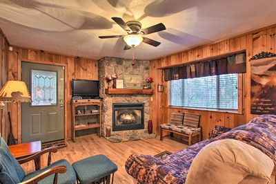 Your secluded sanctuary is only a 10-minute drive from Gatlinburg city limits!
