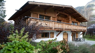Photo for Chalet Capricorne is a luxurious contemporary chalet with spa facilities