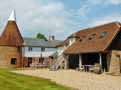 Photo for 4 bedroom accommodation in Newenden
