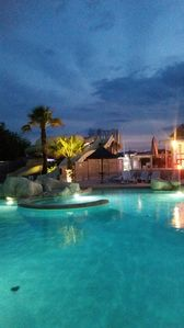 "Photo for RENT PREMIUM BUNGALOW 4 PERS. ""LES LAVANDES P. 84"" IN 4 * CAMPING"