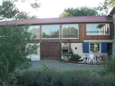 Photo for Located in Southern France, relaxing Gers country side with views of Pyrenees