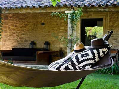 Photo for Capucine – designer Provence rental for 2 with pool