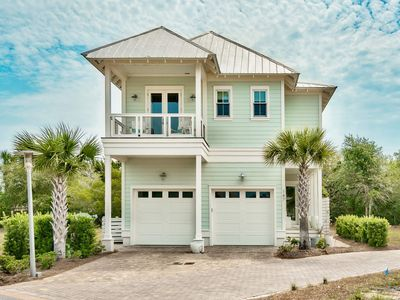 Photo for NEW! Beautiful home with lots of porch space and community pool: Day Is Done