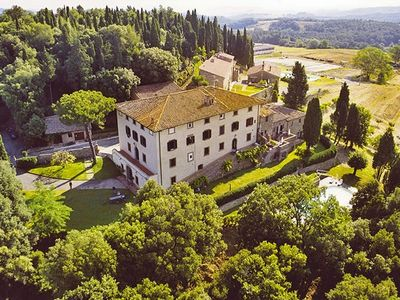 Photo for Large villa to rent near San Gimignano, Tuscany - Villa rental San Gimignano