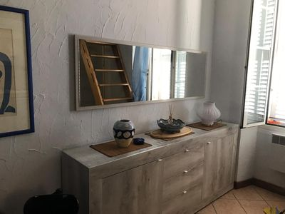 Photo for Cozy studio in the old town Cannes, 5 min to Palais du Festival, center and beaches
