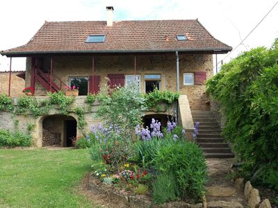 Photo for Superb vineyard house. Completely renovated. Southern Burgundy