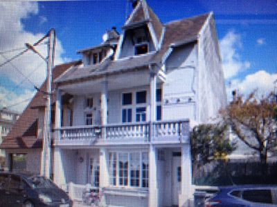 Photo for Duplex in a Touquet villa near the sea and St Jean street, WIFI