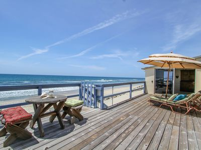 Photo for Oceanfront 2 Bedroom Exclusive Private Beach!