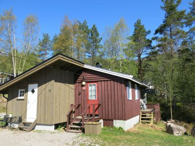 Photo for Vacation home Torfinnbu (SOW051) in Eikerapen - 5 persons, 2 bedrooms