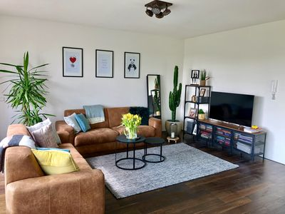 Photo for Gorgeous appt. close to Center&Airport (+parking)