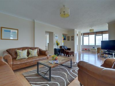 Photo for 3BR Apartment Vacation Rental in Braunton, England