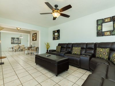 Photo for NEW LISTING! Dog-friendly multi-home w/enclosed backyard-short walk to the beach