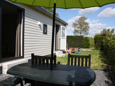 Photo for Beautiful Chalet with Air quietly located on a holiday in New Zealand