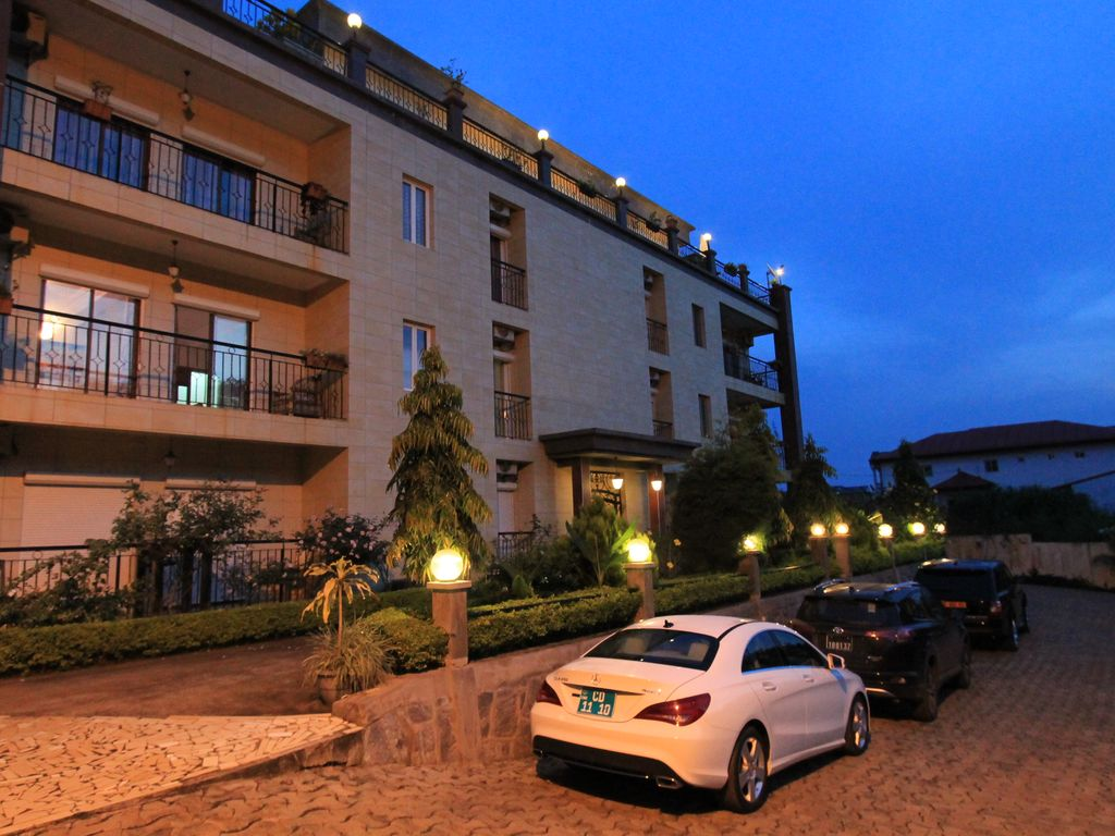 Car Rental In Yaounde Cameroon